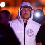 Усик: Хочу показать пояса тренеру и родным в Крыму