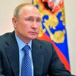 Путин поздравил российского борца Магомедова с победой на ЧМ в Осло