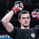 Нурмагомедов задушил Пиетилу на турнире Bellator 269, одержав 14-ю победу в карьере